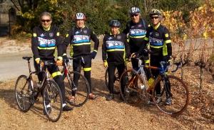 Équipement 2016 pour le club Cyclo
