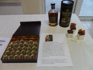 Soirée de dégustation Whisky-Chocolat