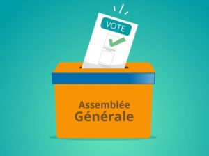 Assemblée générale : vote